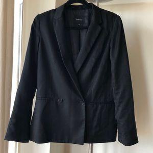 Aritzia Classic Black Blazer Babaton